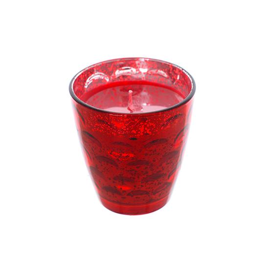 Ароматическая свеча в стекле Ванильное печенье 9388-5