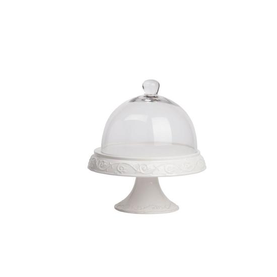 Сервировочный поднос с куполом Jovanotti DG-D-919