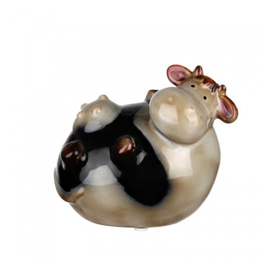 Фигурка керамическая корова 10х14х12 IU99-0046