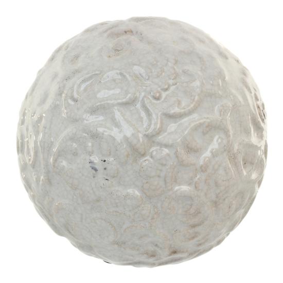 Шар керамический с узором L Ø 15 см LC08-0005