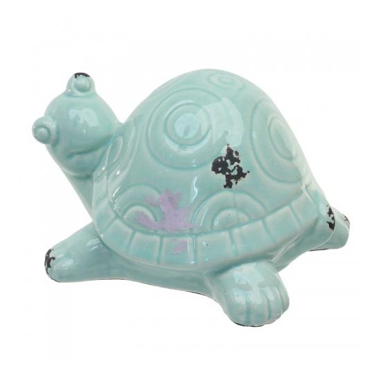 """Статуэтка большая """"Черепаха""""L 17,5x14.5x11,5 LC41-0009"""