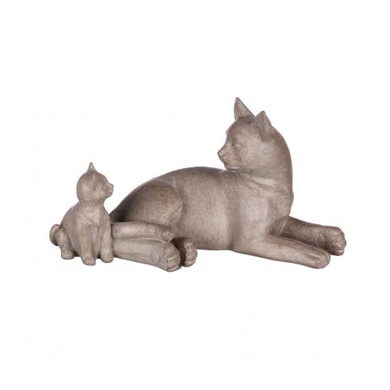 Статуэтка кошки 17х8,5х9 QJ99-0028