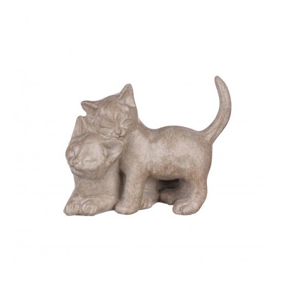 Статуэтка кошки 9х5х8 QJ99-0029