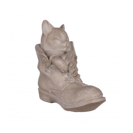 Статуэтка кошка 12х7х11,5 QJ99-0031