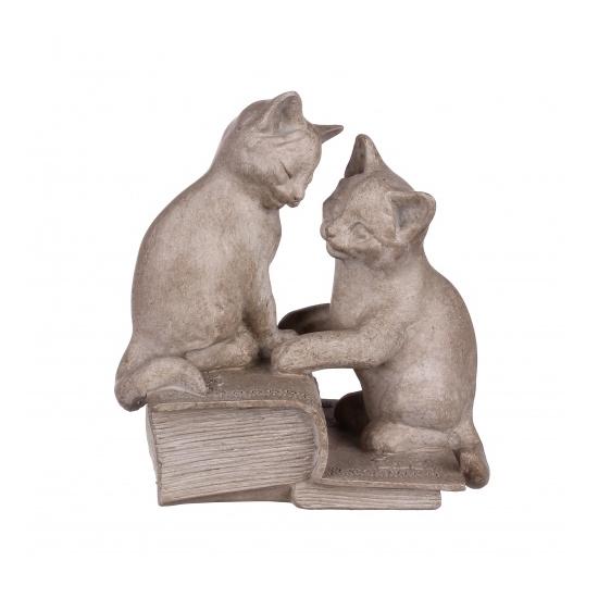 Статуэтка кошки 10х7х11 QJ99-0034