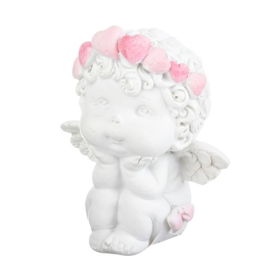 Фигурка ангела 6*5*8 см SU08-0008A