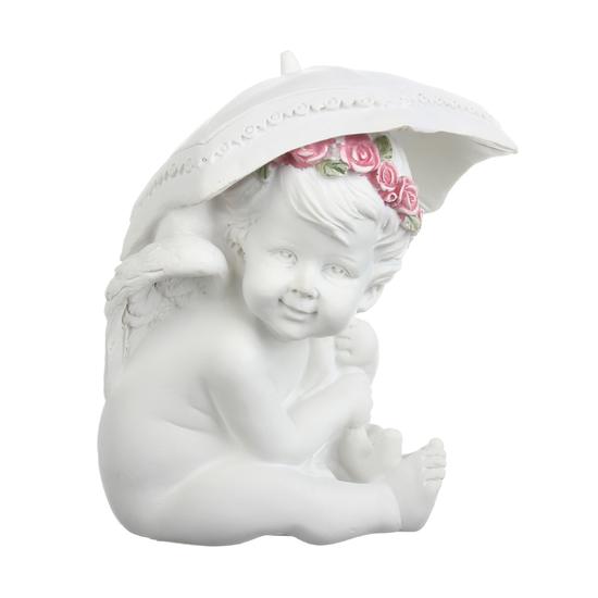 Фигурка ангела 11*9*12 см SU08-0012B