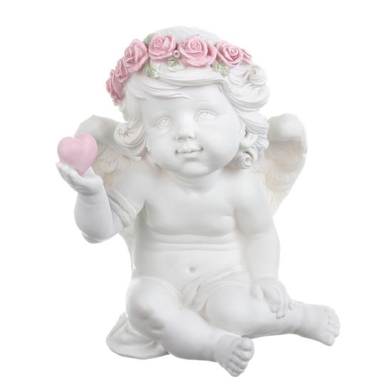 Фигурка ангела 14*12*23 см SU08-0024