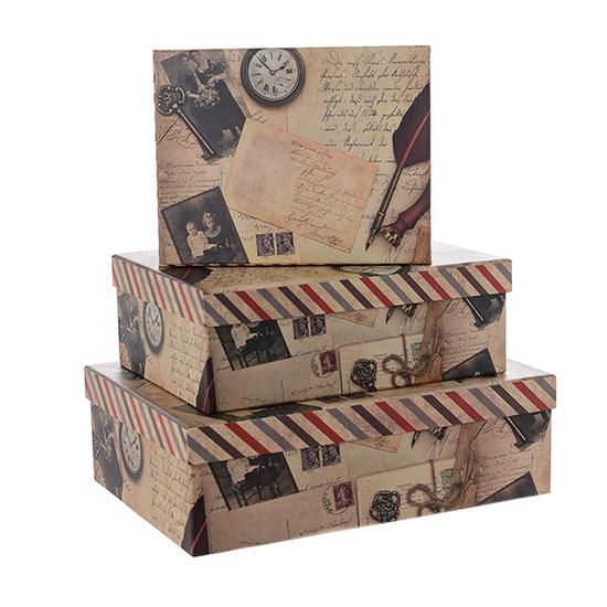 Набор коробок Конверт из 3 шт. W9181