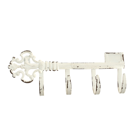 Настенная вешалка / Ключ 32*6*19 см EX08-0022