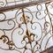 Консоль «Королевская лилия» (бронзовый антик, версия М) 7607923