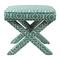 Табурет Remy Ottoman Орнамент Лен DG-F-TAB73