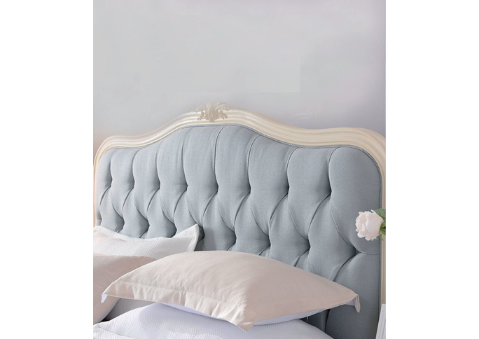 Кровать с мягким изголовьем GW111M