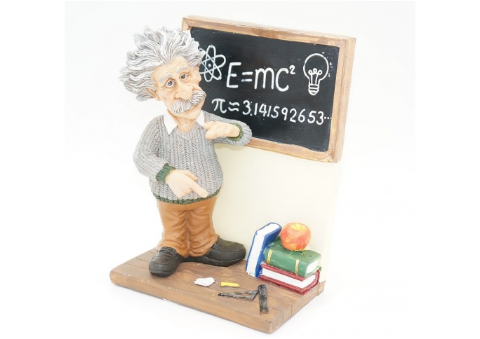 Статуэтка Энштейна 12х7х17 RM08-0019