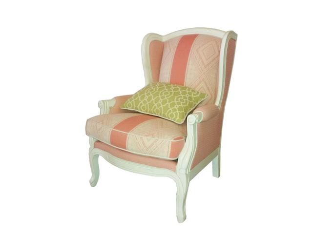Кресло White Rose, DF830 Pink (M01)