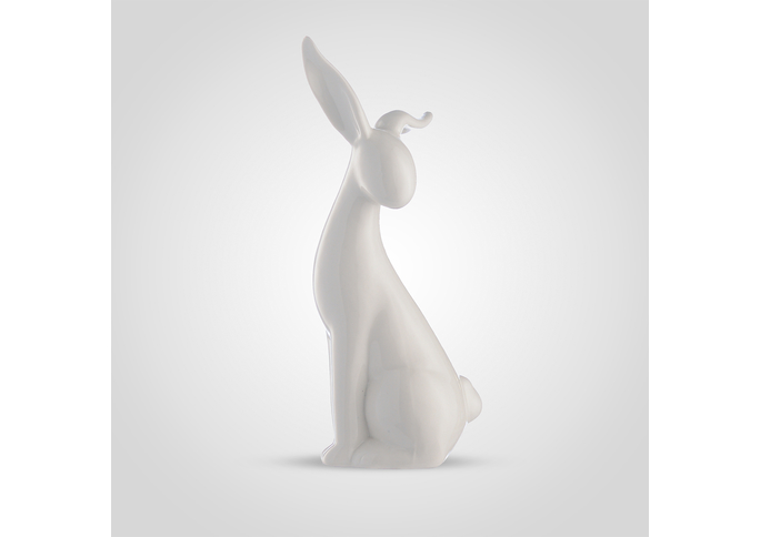 Керамический Кролик Декор