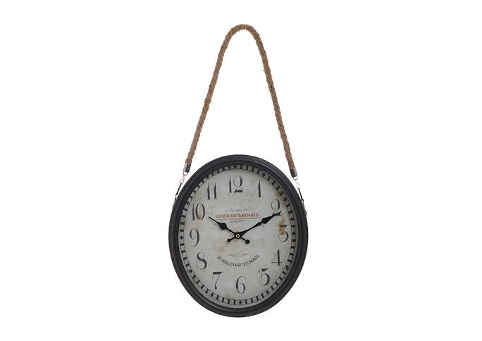 Часы настенные с канатом 3528