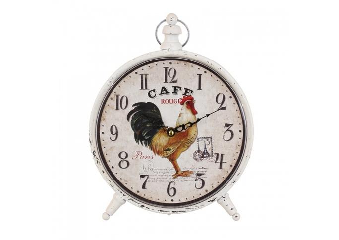 Часы настенные в виде будильника 23,5х34x5 EW99-0024
