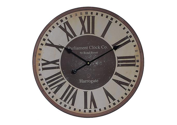 Часы настенные с римскими цифрами (58см) LHC-4