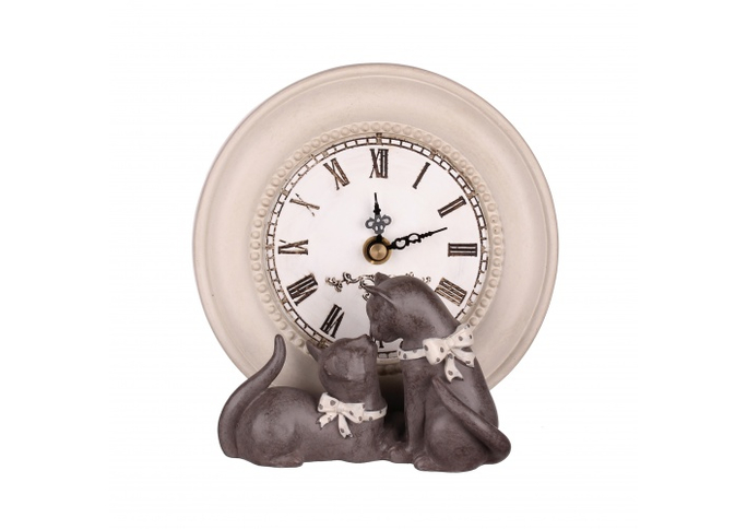 Часы настольные 16х8,5х17 QJ99-0064