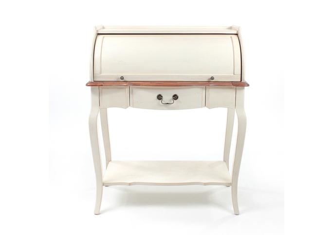 Стол бюро с откидной поворотной крышкой барабаном ST9311