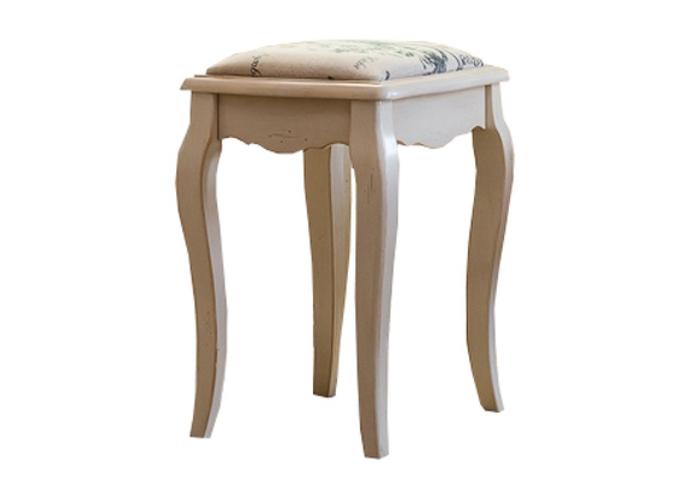 Табурет с мягким сиденьем к макияжному столику ST9313B