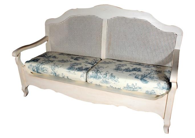 Французская лавка (ткань жуи) ST9342А/В