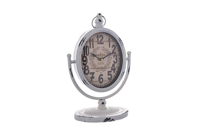Часы настольные Винтаж на подставке 3B016-1