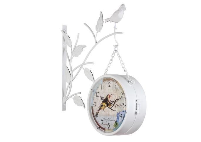 Часы настенные 30*9*35 см EW08P-0004