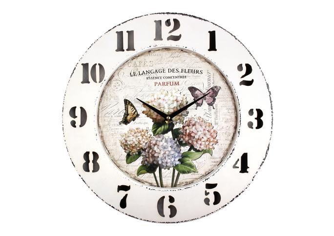 Часы настенные 40*5 см EW08P-0005
