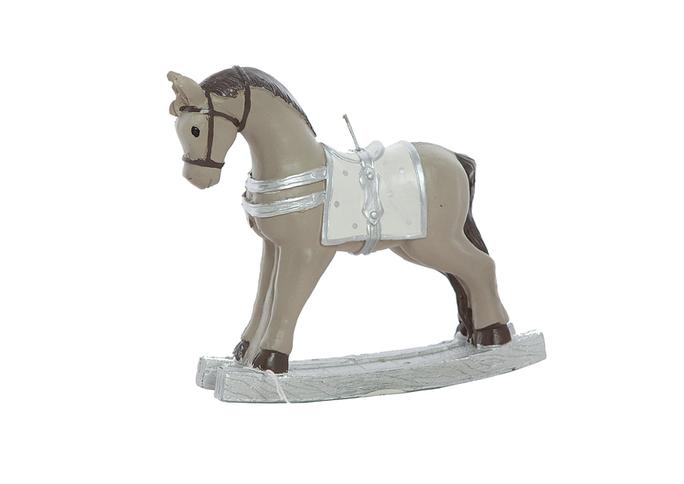 Свеча лошадка большая 20х6х16 см F10109GR