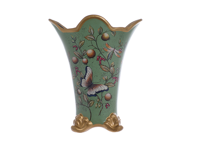 Ваза керамическая Бабочка FW051002