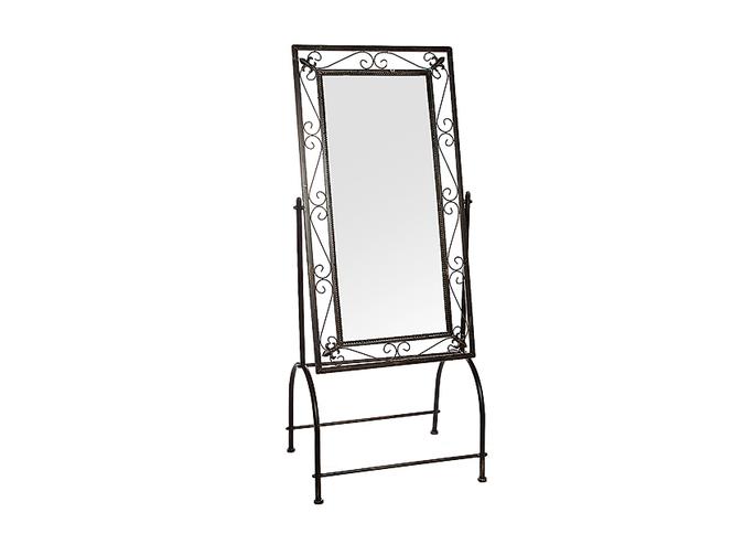 Зеркало Темный ажур напольное 152х65х45 LC80069