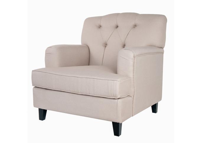 Кресло Somac beige DF-1814-O