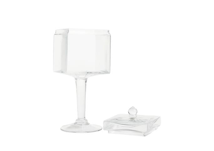 Декоративная ваза для сладостей Esbelto Большая DG-D-1261
