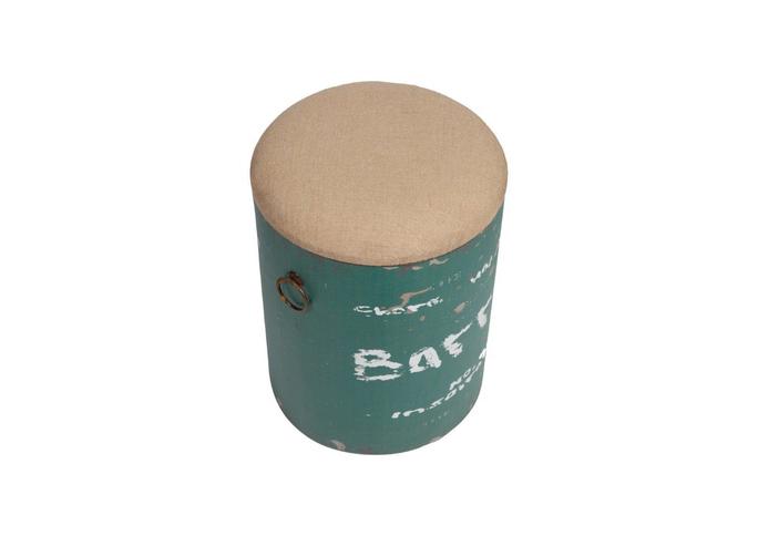 Столик-табурет Barrel Green DG-F-BT31