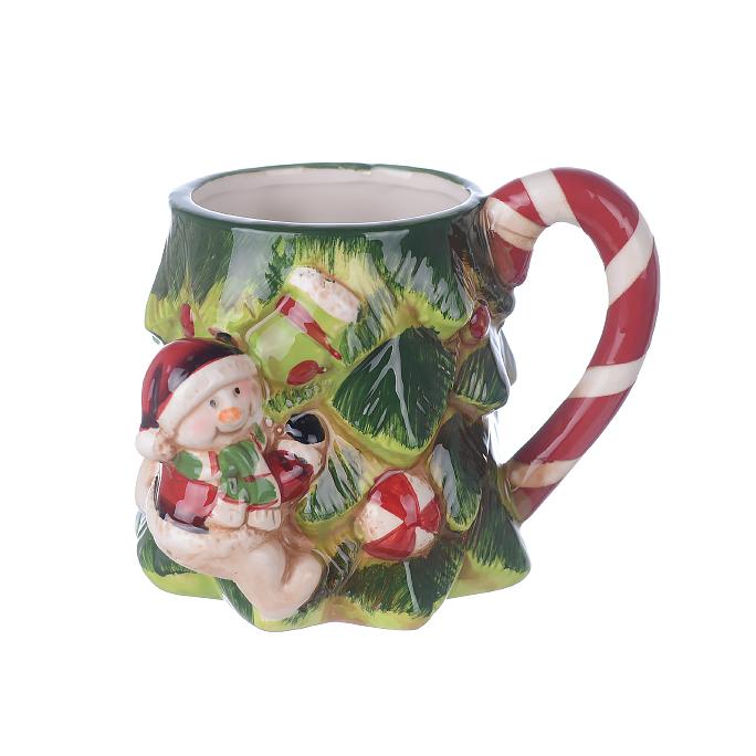 Чашка новогодняя NX139048