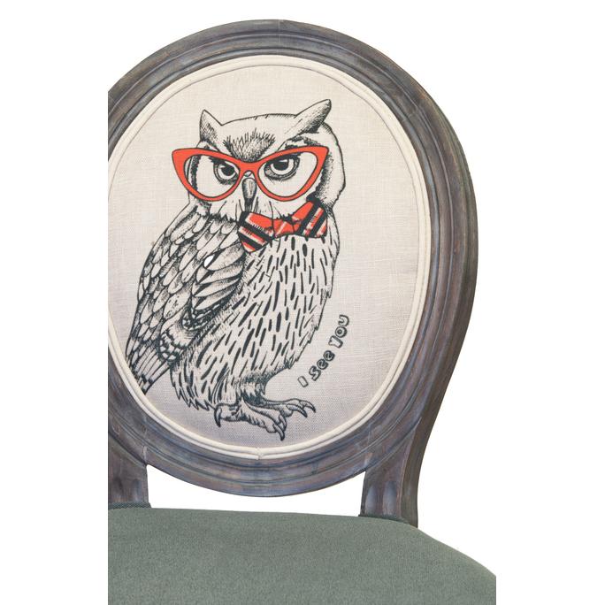 Стул Volker owl ver. 2