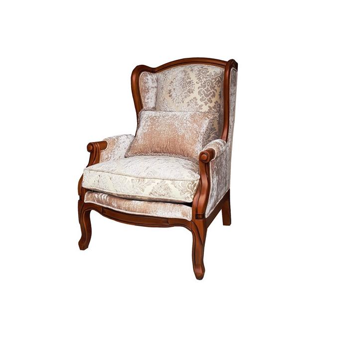 Кресло White Rose, DF830 В89 В88 (D71)