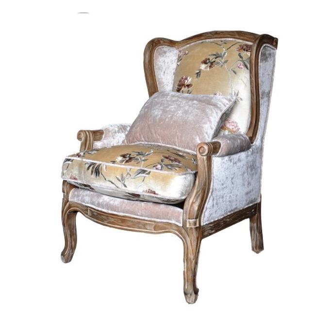 Кресло White Rose, DF830 Rose (H03)