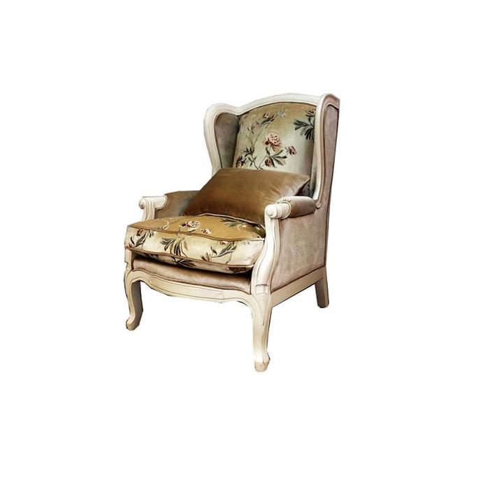 Кресло White Rose, DF830 Rose (M01)