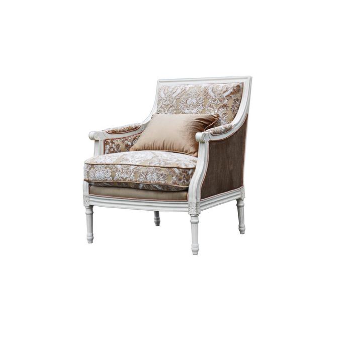 Кресло White Rose DF814 (M01)