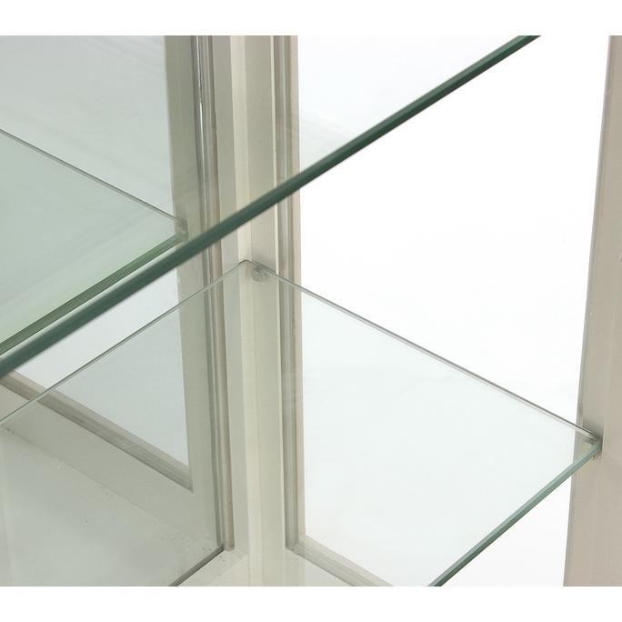 Витрина одностворчатая стеклянная высокая 190 см. ST9319R