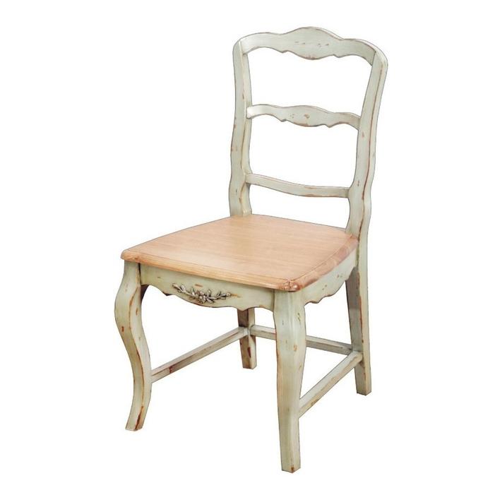 Стул с деревянным сиденьем ST9108G