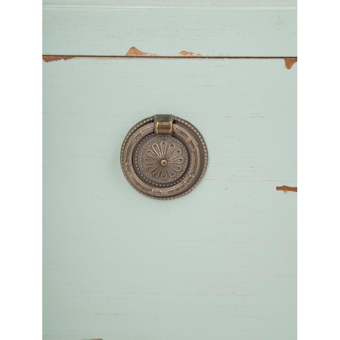 Макияжный набор (большой, голубой) ST9138 AB