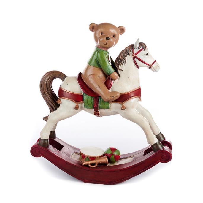 Мишка на лошадке 1010740-11