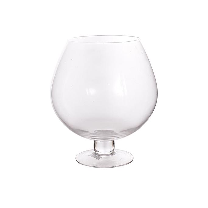 Ваза стеклянная-фужер (18х18х20) D080