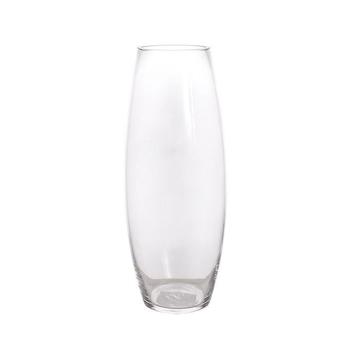 Ваза стеклянная-сосуд (10х10х28) D147