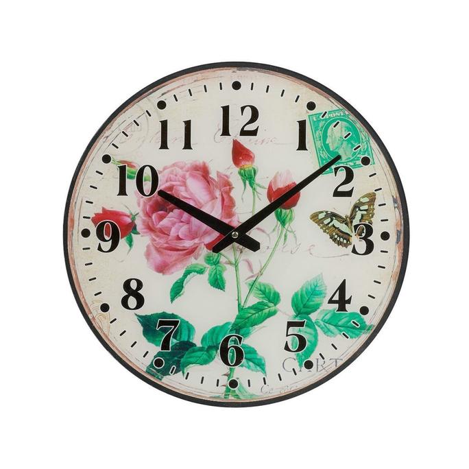Настенные часы Rose DG-D-565