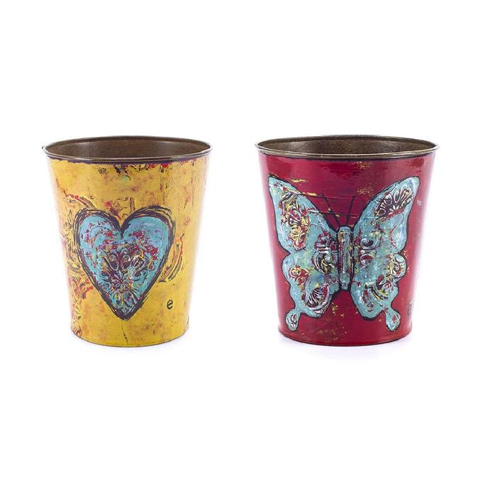 Набор декоративных горшков для цветов Mariposa DG-D-579B